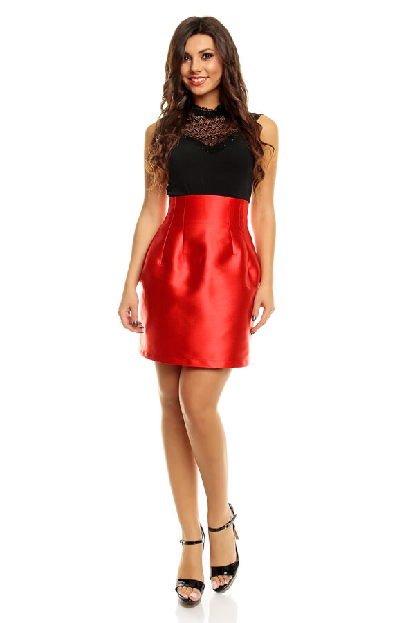 skirt-double-3544-red-3-pcs-2