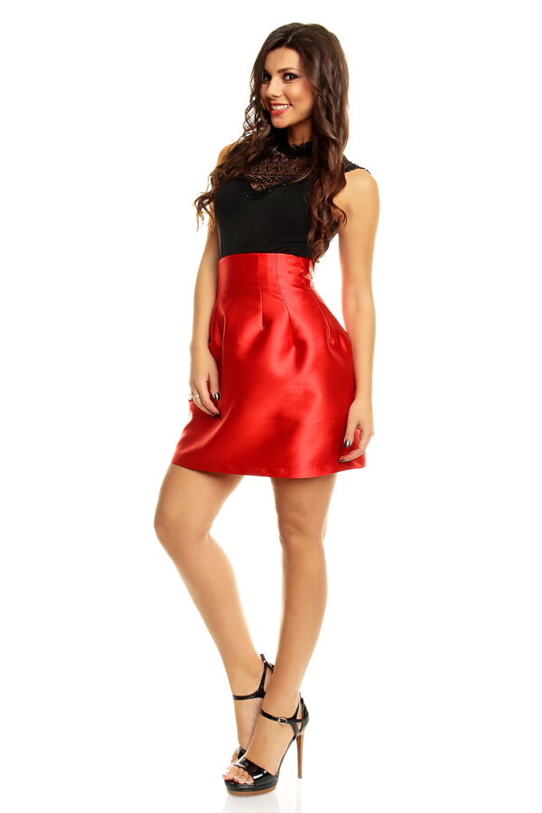 skirt-double-3544-red-3-pcs-3