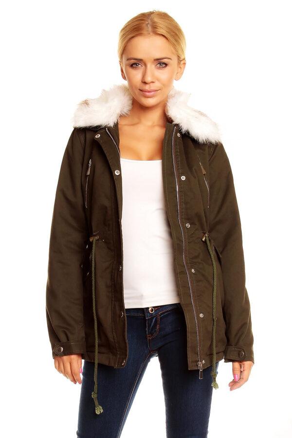 jacket-voyelles-3b098-with-fur-khaki-s