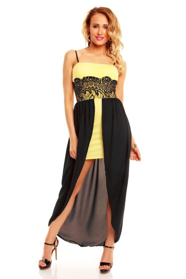 Kleid-Eland-1594-gelb-schwarz-1-stueck_b2