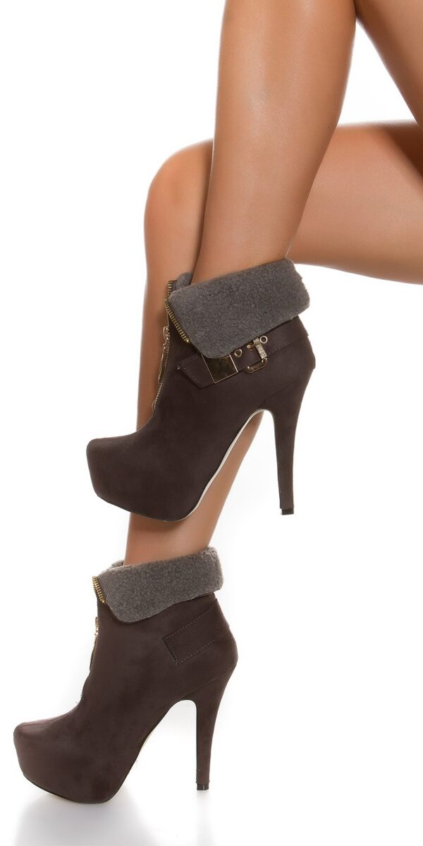 nnAnkle_high_heels_lined_with_buckle_Zip__Color_ANTHRACITE_Size_40_0000F11_ANTHRAZIT_1