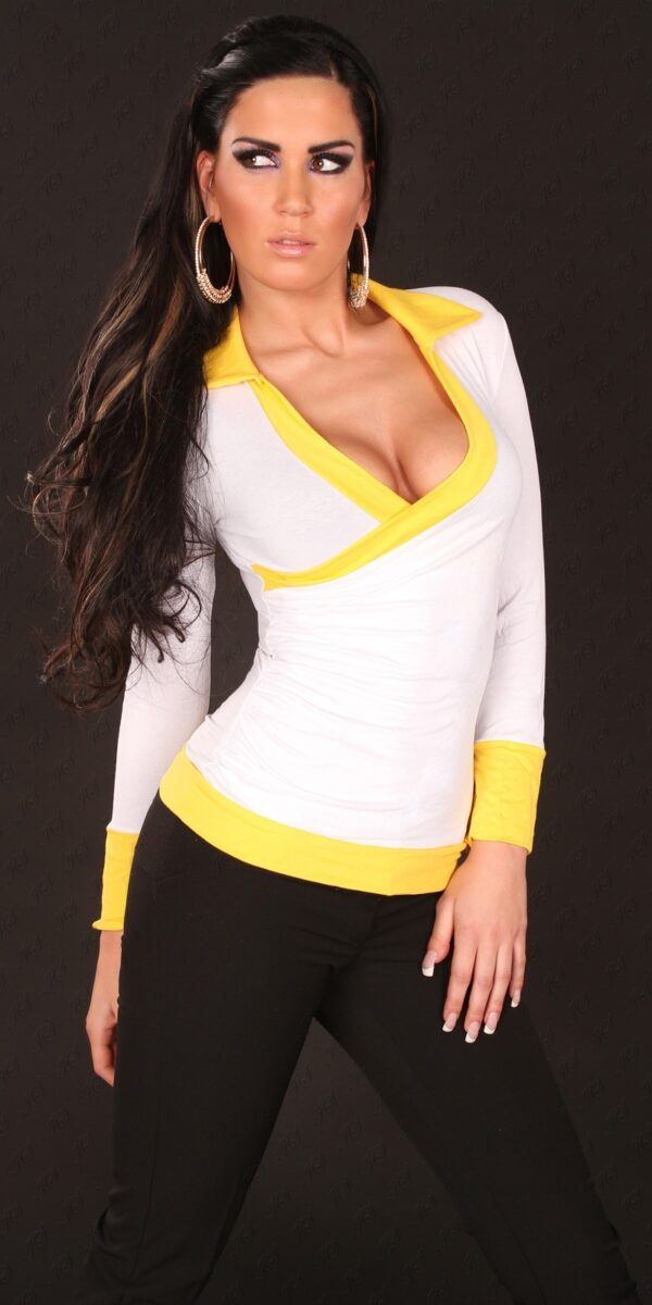 ooLongsleeve_in_wraplook_with_shirtcollar__Color_WHITEYELLOW_Size_Onesize_0000T5118_WEISSGELB_9_1