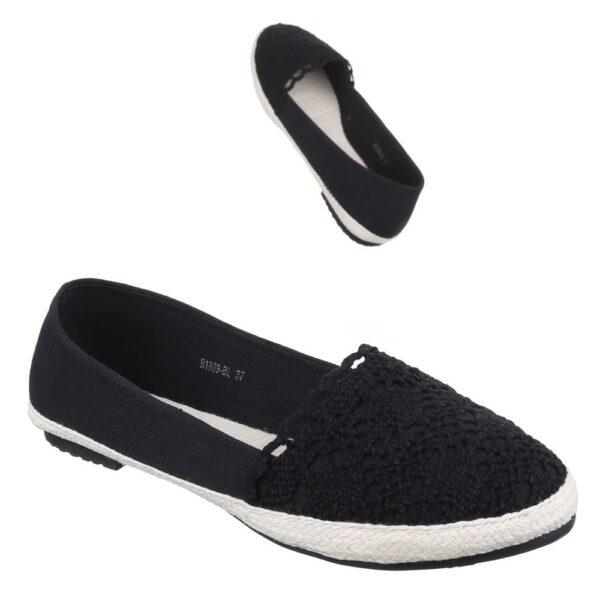 B1809-BL-blackSET_Damen-Ballerinas-black-B1809-BL-black