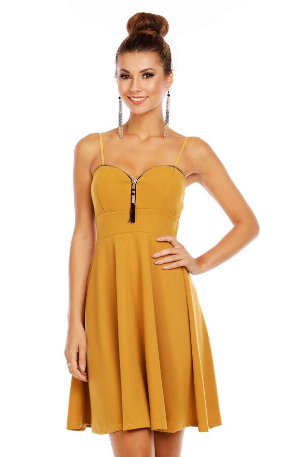 dress-6304-mustard-1-pcs