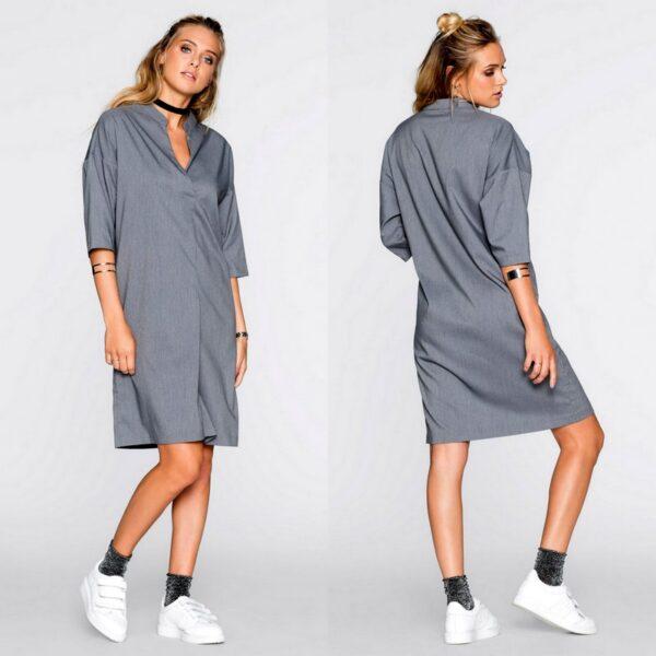 b8a35da90f5 Casual stiilis taskutega kleit Lora – Lisa Fashion
