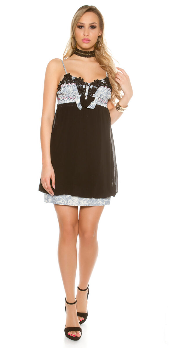 iimini_dress_in_Babydoll_look__Color_BLACK_Size_Einheitsgroesse_0000A202038_SCHWARZ_30