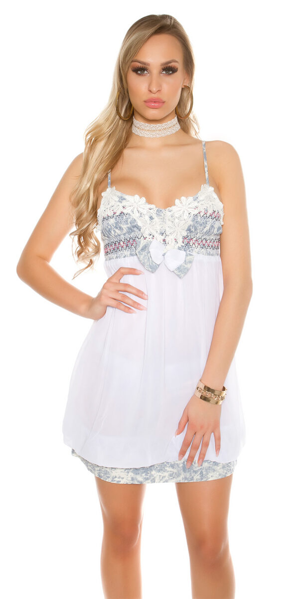 iimini_dress_in_Babydoll_look__Color_WHITE_Size_Einheitsgroesse_0000A202038_WEISS_35