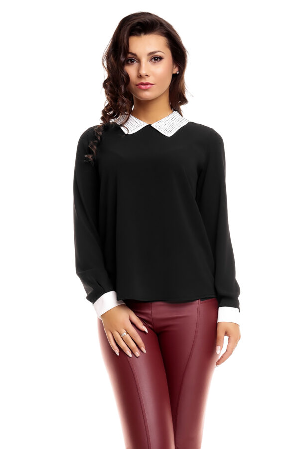 blouse-30013-black-1-pcs