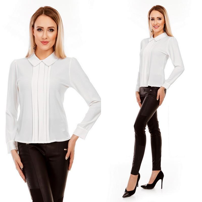 a81c15a335c Kraega valge pluus – Lisa Fashion