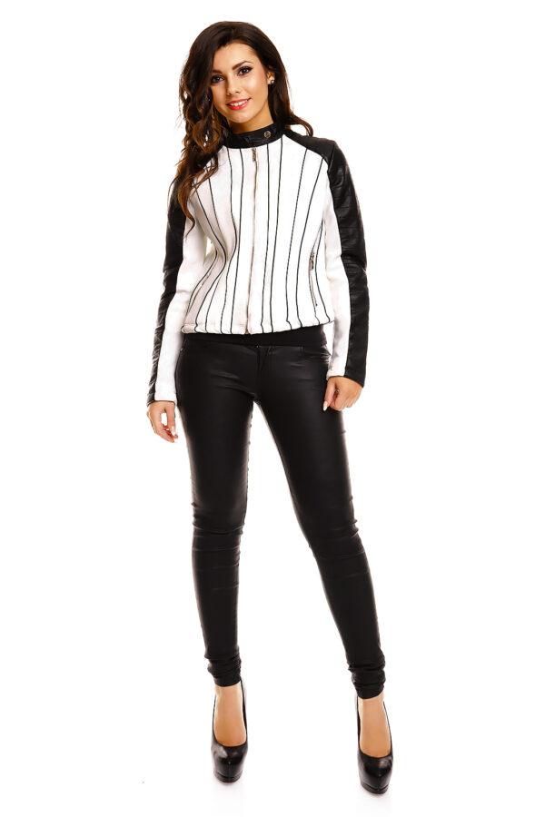 jacket-leder-chic-et-jeune-cv8253-white-black-4-pieces~3