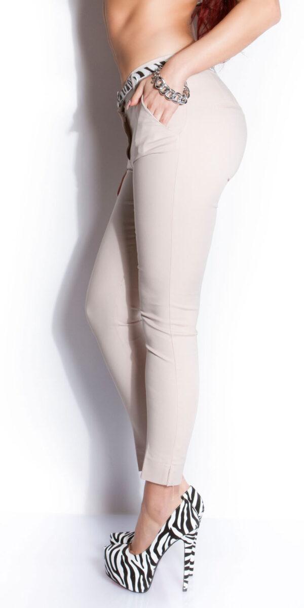 ooKouCla_busines-pants_with_zebra-belt__Color_BEIGE_Size_XL_0000ISF-P840_BEIGE_4