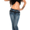 ooKouCla_skinny_jeans_with_lace_and_rhinestones__Color_JEANSBLUE_Size_36_0000K600-175_JEANSBLAU_3
