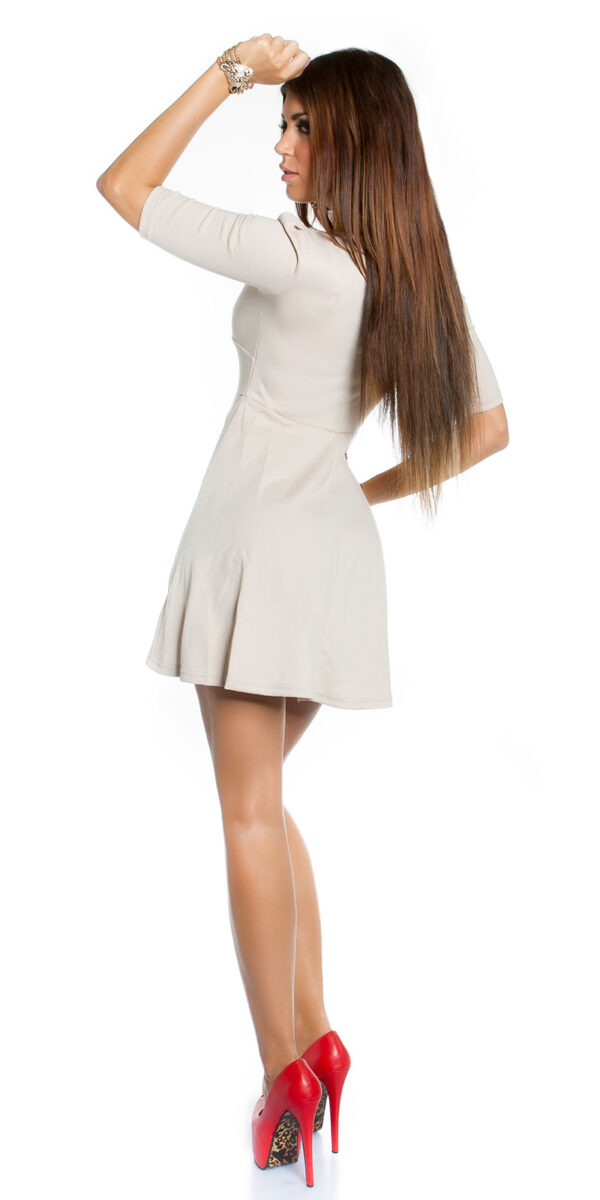 ooKoucla_flared_skirt_mini_dress__Color_BEIGE_Size_L_0000K18319_BEIGE_2