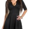 ooKoucla_flared_skirt_mini_dress__Color_BLACK_Size_L_0000K18319_SCHWARZ_20