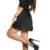 ooKoucla_flared_skirt_mini_dress__Color_BLACK_Size_L_0000K18319_SCHWARZ_21