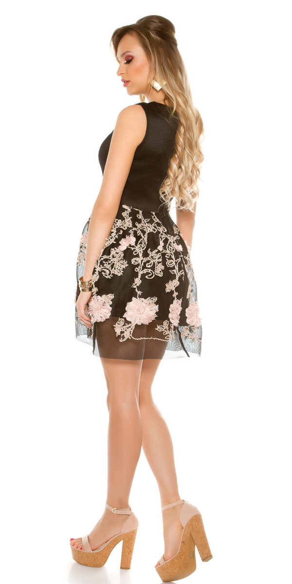 eeMesh_Skater_Mini_Dress_with_Embroidery__Color_BLACK_Size_ML_0000R140_SCHWARZ_12