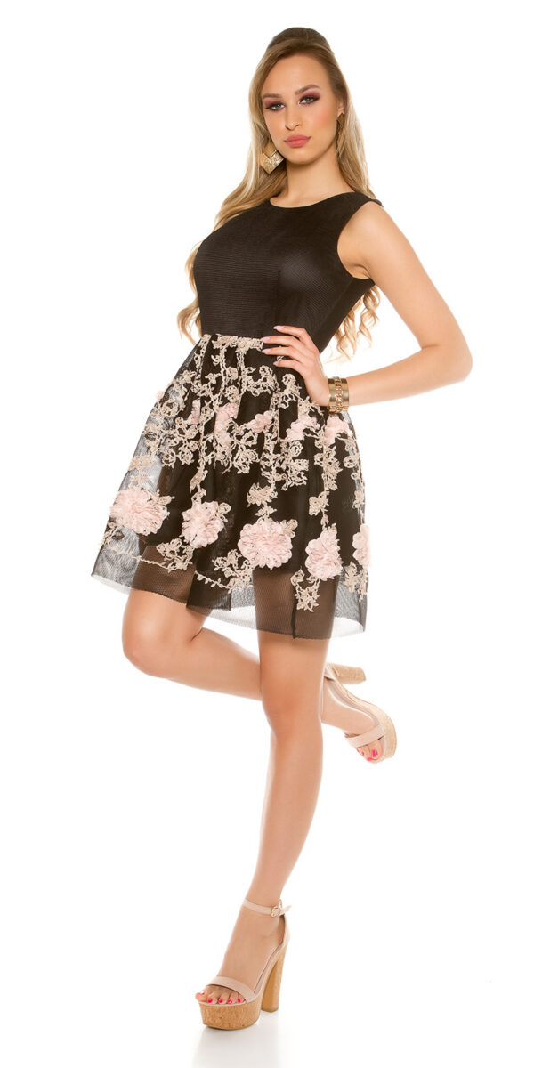 eeMesh_Skater_Mini_Dress_with_Embroidery__Color_BLACK_Size_ML_0000R140_SCHWARZ_5