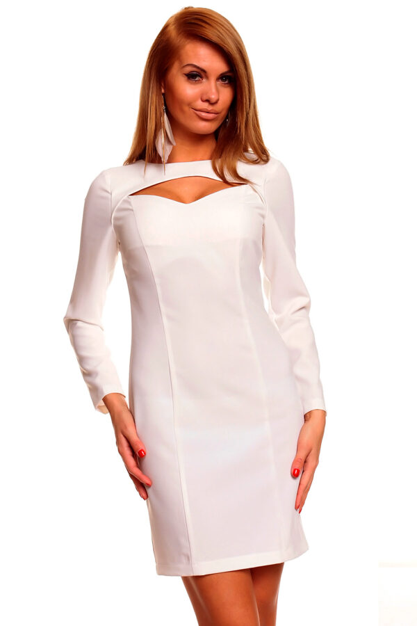 dress-mayaadi-hs-5036-white-2-pcs