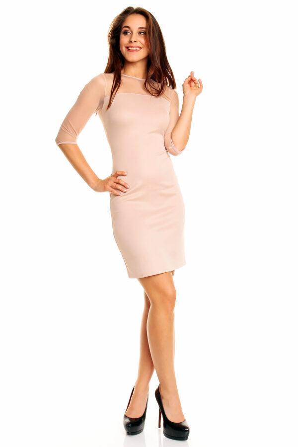 dress-mayaadi-hs-5099-beige-4-pcs-2