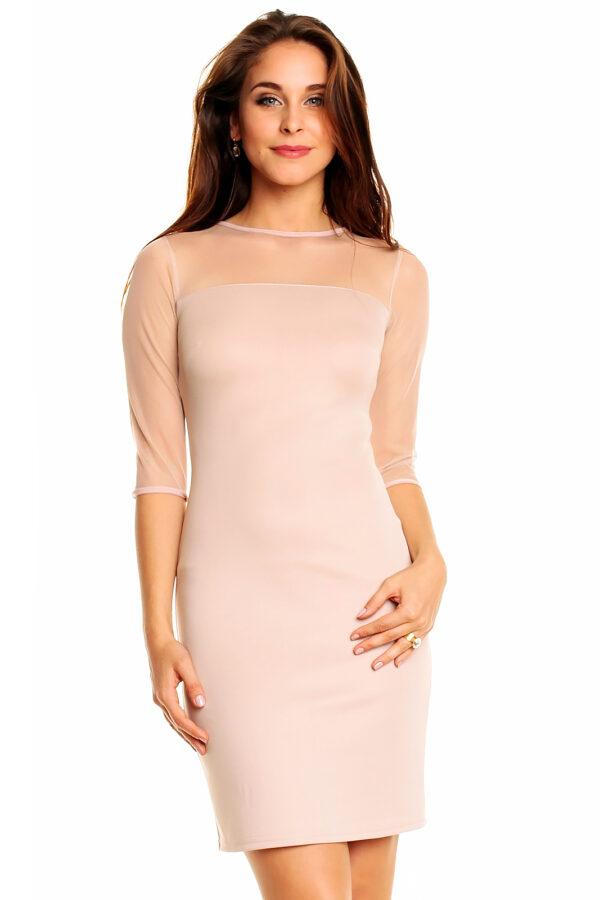 dress-mayaadi-hs-5099-beige-4-pcs