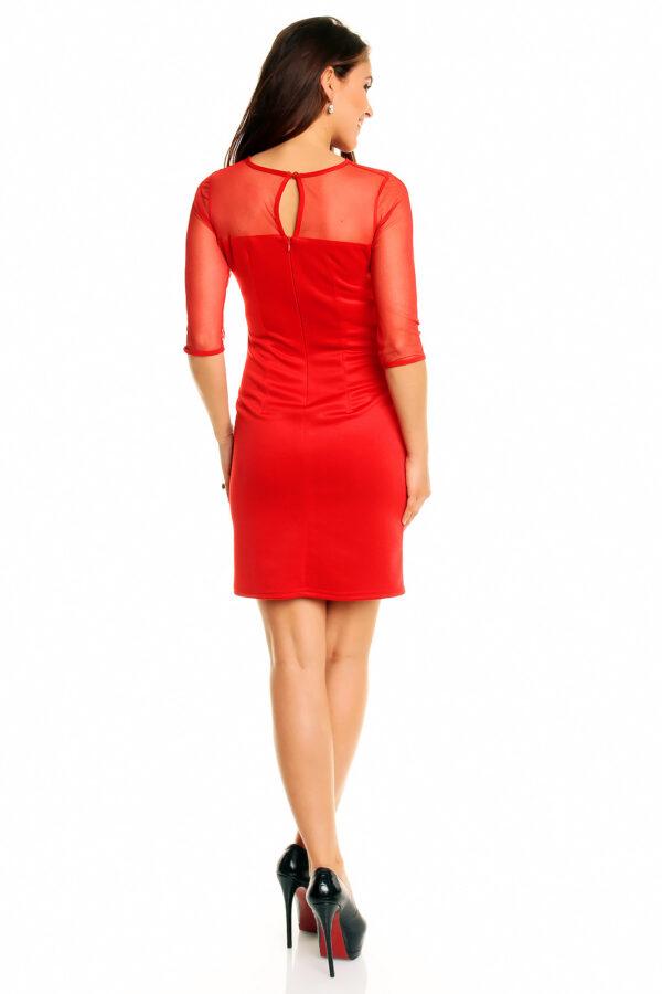 dress-mayaadi-hs-5099-red-4-pcs-4