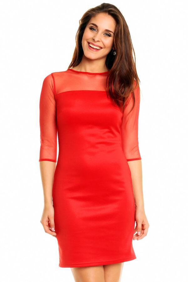 dress-mayaadi-hs-5099-red-4-pcs