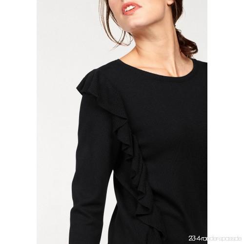 aniston-rundhalspullover-mit-ruschen-verziert-damen-pullover-in-weicher-feinstrick–17699-500x500_0