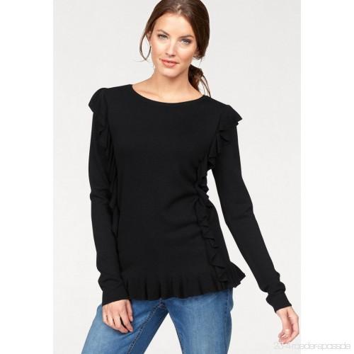 aniston-rundhalspullover-mit-ruschen-verziert-damen-pullover-in-weicher-feinstrick-3058-500x500_0