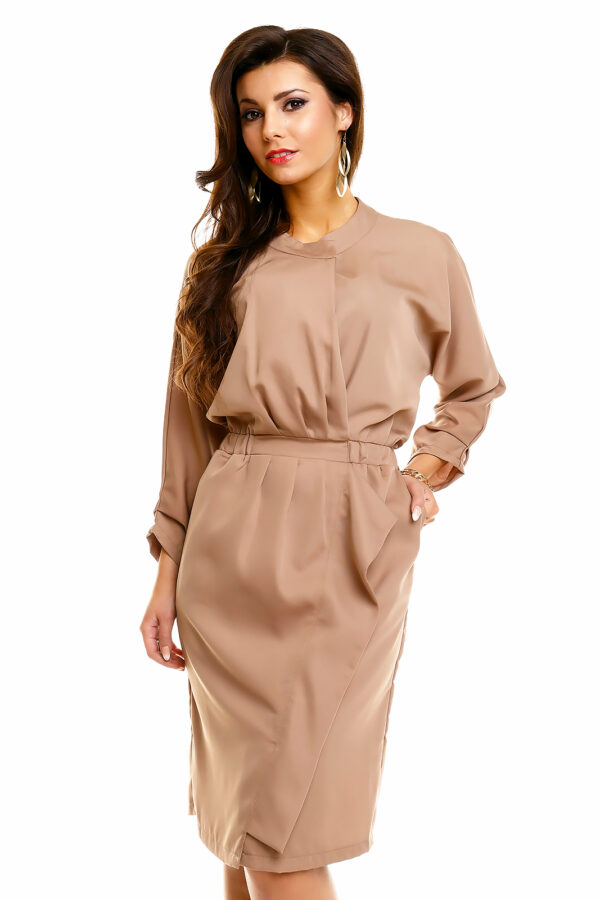 dress-osley-r1952-brown-2-pieces