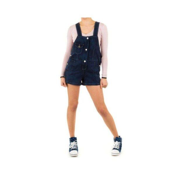 KL-83136-DK_blue_Damen-Shorts-von-Julie-By-Jcl-DKblue-KL-83136-DKblue