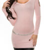 ooKouCla_long_sweater_w_rhinestone_at_shoulder__Color_PINK_Size_Onesize_0000ISF8218_ROSA_34