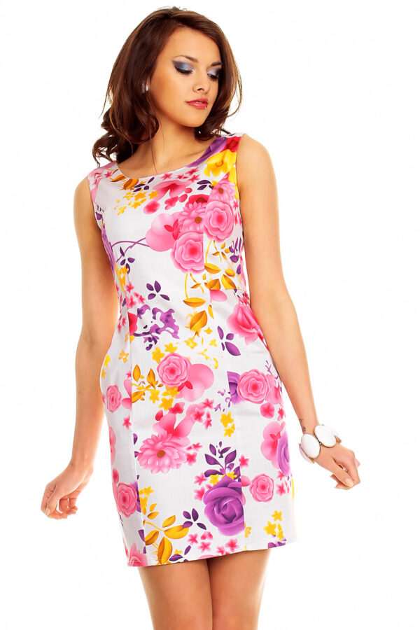 dress-mayaadi-hs-257-white-pink-b-4-pcs