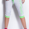 ooKouCla_capris_with_writing__Color_WHITEGREEN_Size_M_0000AVH166_WEISSGRUEN_80_1