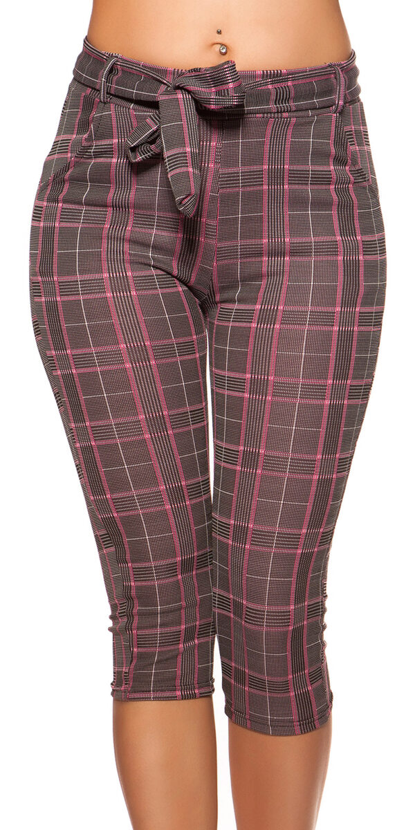 aaCapri_Treggings_checkered_business_look__Color_FUCHSIA_Size_LXL_0000ENLEG7-68728_PINK_12