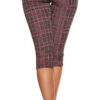 aaCapri_Treggings_checkered_business_look__Color_FUCHSIA_Size_LXL_0000ENLEG7-68728_PINK_16