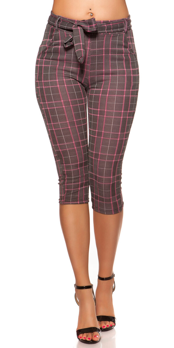 aaCapri_Treggings_checkered_business_look__Color_FUCHSIA_Size_LXL_0000ENLEG7-68728_PINK_19
