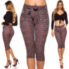 aaCapri_Treggings_checkered_business_look__Color_FUCHSIA_Size_LXL_0000ENLEG7-68728_PINK_20
