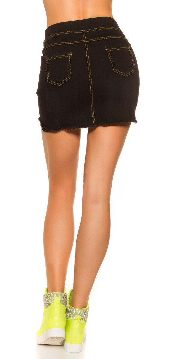 eeJeans-Mini_skirt_Used_Look_with_pockets__Color_BLACK_Size_LXL_0000ENJUPE-10_SCHWARZ_35