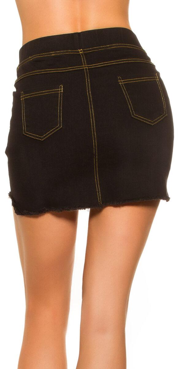 eeJeans-Mini_skirt_Used_Look_with_pockets__Color_BLACK_Size_LXL_0000ENJUPE-10_SCHWARZ_43