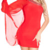 nnOne-Arm_Minidress_with_rhinestoneborder__Color_RED_Size_ML_0000ISF1518-N_ROT_45