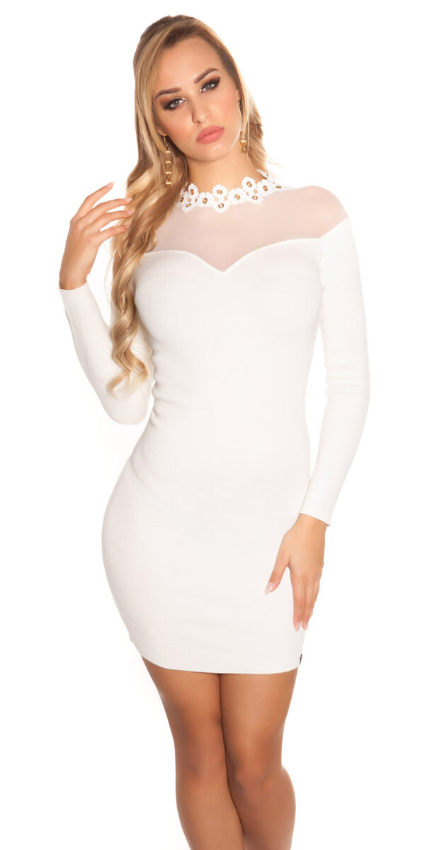 ooKouCla_fine_knit_dress_w_mesh__crochet_deco__Color_WHITE_Size_Einheitsgroesse_0000ISF9008_WEISS_64