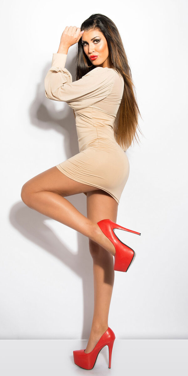 ooKouCla_minidress_with_puffy_sleeves__Color_BEIGE_Size_Onesize_0000KO-02828_BEIGE_3_1
