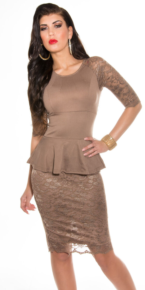 ooKouCla_shift_dress_with_peplum__lace__Color_CAPPUCCINO_Size_10_0000K18411_CAPPUCCINO_1