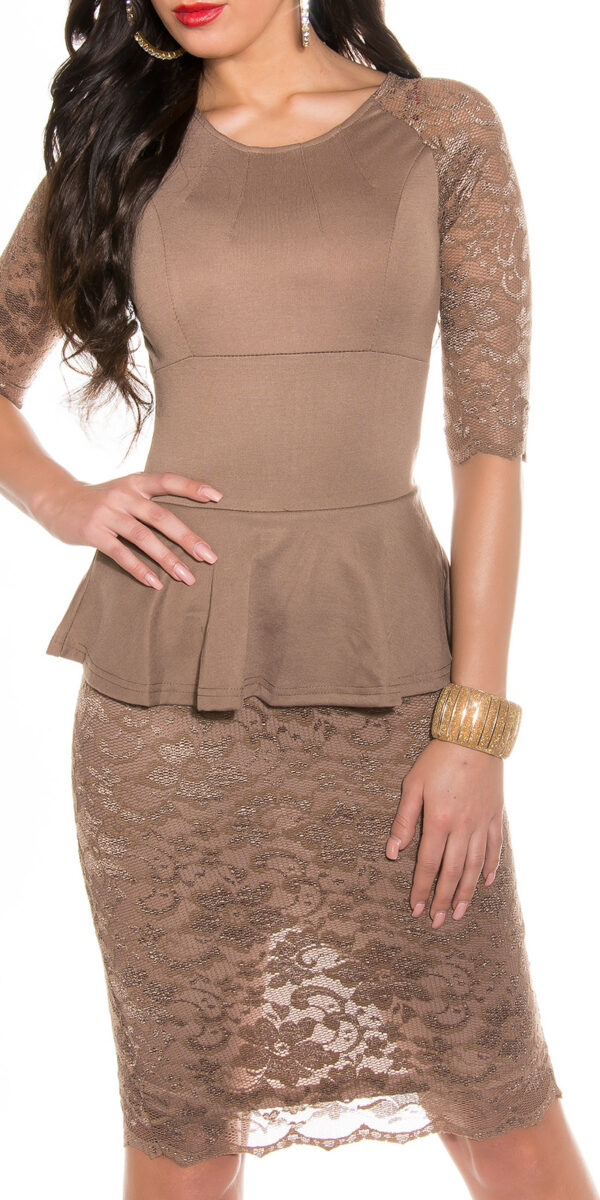 ooKouCla_shift_dress_with_peplum__lace__Color_CAPPUCCINO_Size_10_0000K18411_CAPPUCCINO_10