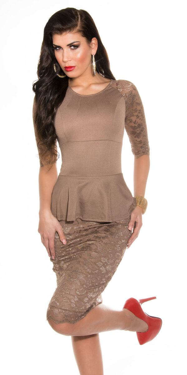 ooKouCla_shift_dress_with_peplum__lace__Color_CAPPUCCINO_Size_10_0000K18411_CAPPUCCINO_9