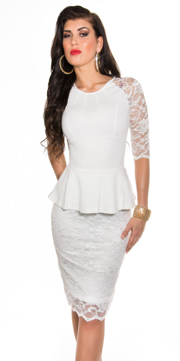 ooKouCla_shift_dress_with_peplum__lace__Color_WHITE_Size_8_0000K18411_WEISS_44