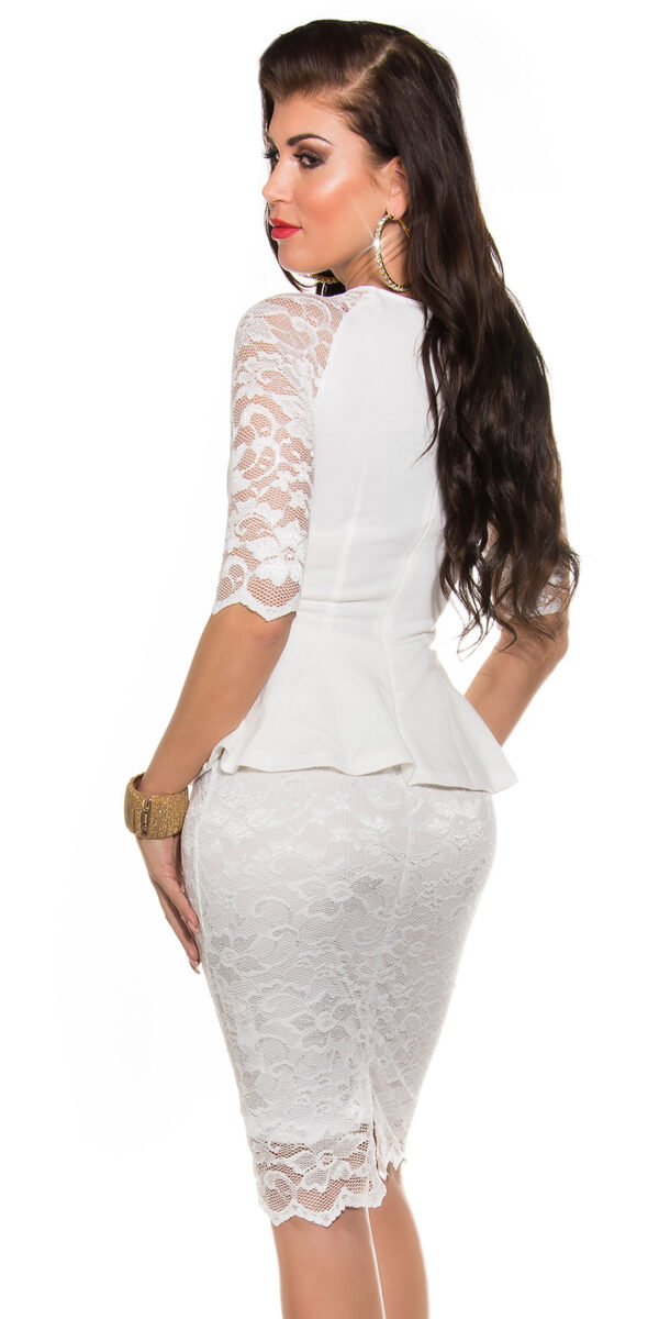 ooKouCla_shift_dress_with_peplum__lace__Color_WHITE_Size_8_0000K18411_WEISS_45