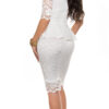 ooKouCla_shift_dress_with_peplum__lace__Color_WHITE_Size_8_0000K18411_WEISS_47