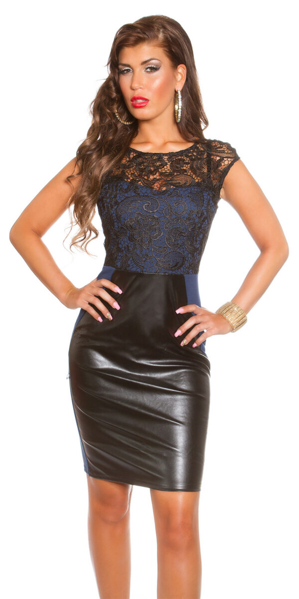 ooKoucla_dress_with_lace_and_leatherlook__Color_NAVY_Size_10_0000K18522_MARINE_7