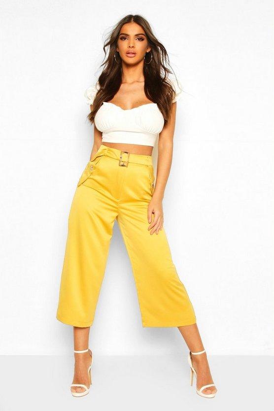 mustard-pocket-side-woven-culottes
